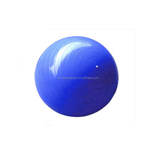 thick PVC exercise ball anti-burst gym ball inflatable fitness yoga ball free of 6P