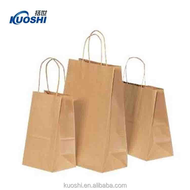 Cheap printed paper bags
