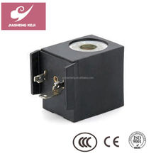 AC220V solenoid valve connector hydraulics solenoid coil