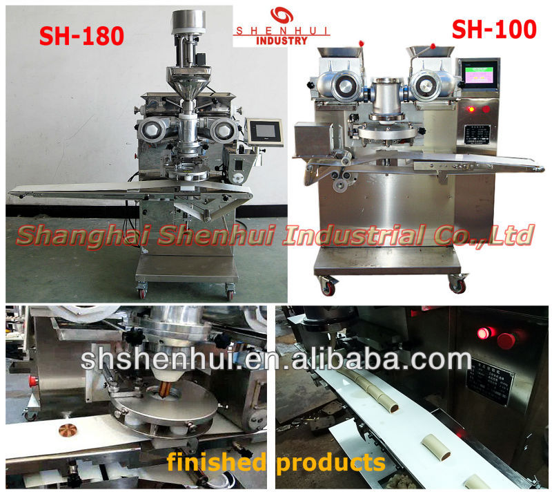 SH-180 Center Filling Cookie Machine