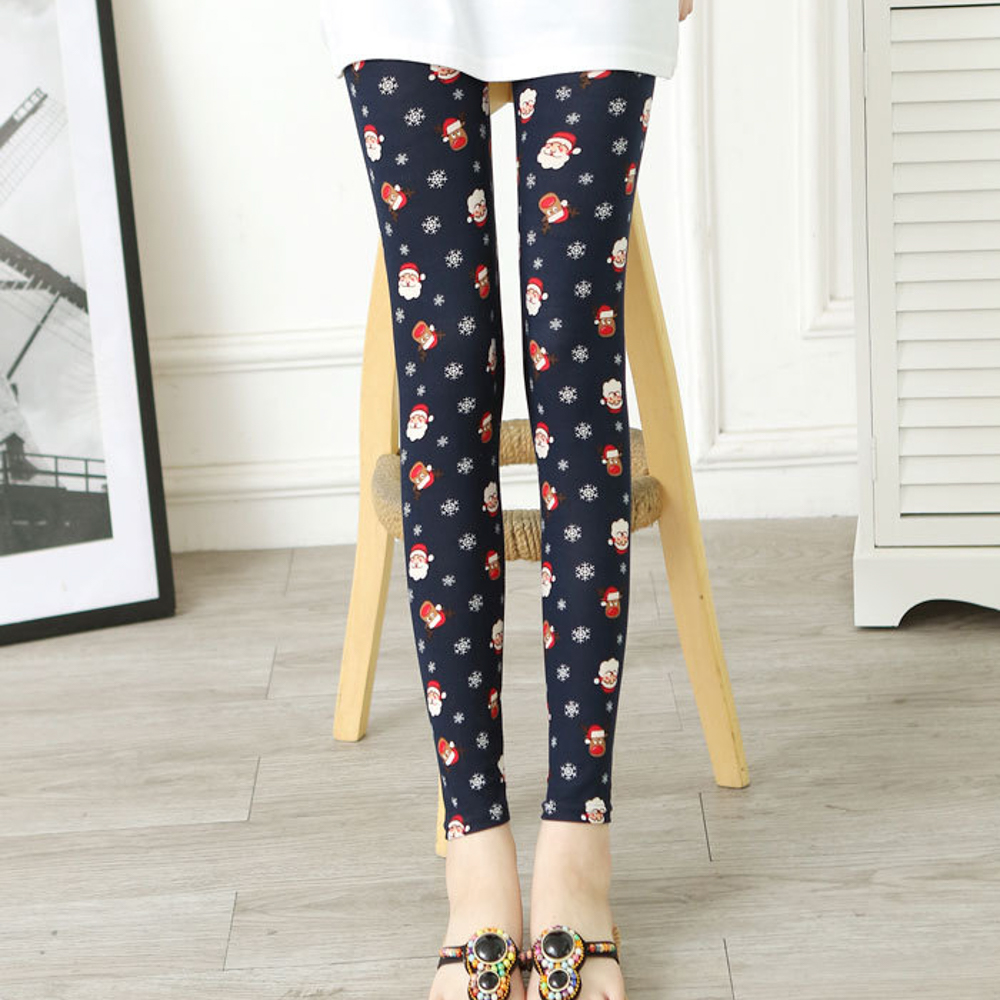 hot sale letter printed leggings double brushed butter soft milk silk tight leggings