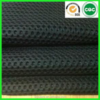 100 polyester mesh lining fabric, 3d spacer mesh fabric