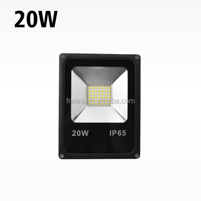 commercial outdoor exterior 220 volt 20w led flood light