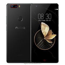 "New ZTE Nubia Z17 Borderless 6GB RAM 64GB 128GB ROM Cell Phone Android 7.1 Snapdragon 835 Octa Core 5.5"" Dual SIM 23.0MP"