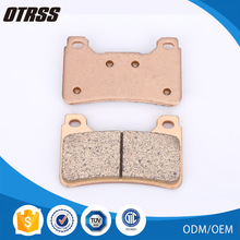 Wholesale products made in China otrss sintered copper brake pad for Popularity