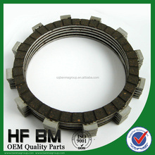 Hot Sells Motorcycle Clutch Friction Plate in 2015, BAJAJ AX100 Clutch Disc from HF