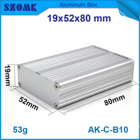 china metal boxes power amplifier enclosure