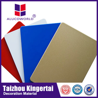 Alucoworld aluminum composite panel acp panel placas de aluminio acp panel walls panels