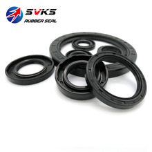 Metric Black 70 Shore A Shaft TC Oil Seals