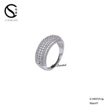 Wholesale new style sample wedding ring designs G-14027