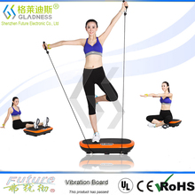 New 2016-2017 Gladness Factory Directly Crazy Fit Massager/Gym Equipment Power Max Vibration Massager Plate
