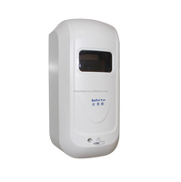 China manufacturer wall mounted hand sanitizer dispenser