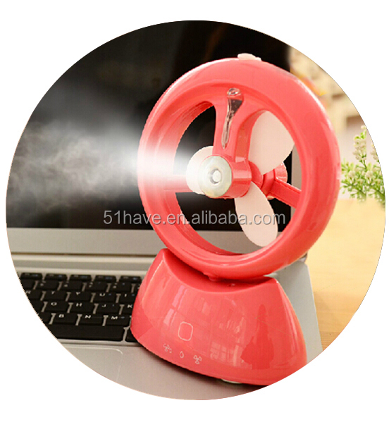 Factory indoor outdoor cool industrial water mist fan