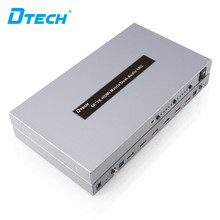 Newest HDMI 1.4b version 3D format support 4K 3840*2160@60Hz HDMI 4x2 Matrix Switch