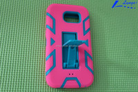 shockproof stand function custom silicone phone case for smartphone case