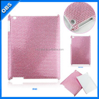 pc rhinestone case for ipad mini