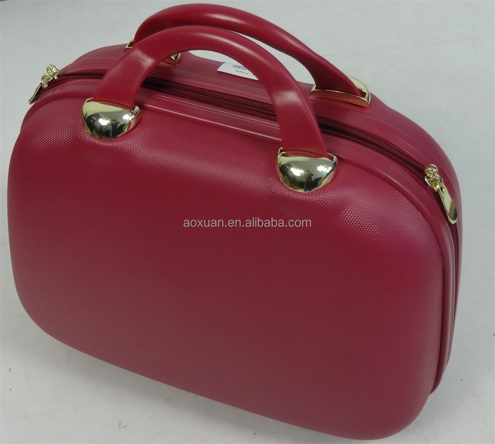 cosmetic bag ladies fashion beautiful abs cosmetic beauty bag comestic bag