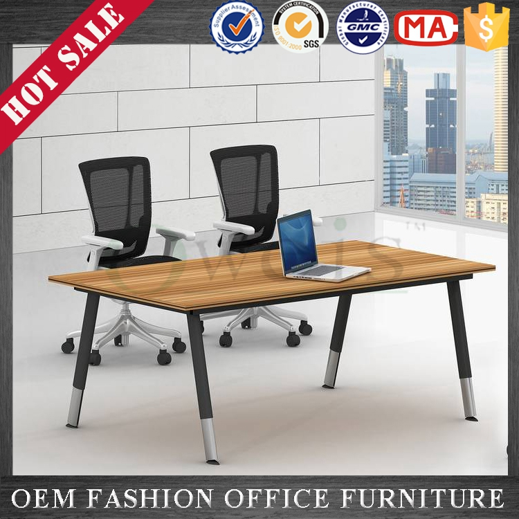New style promotion office furniture wooden computer table design