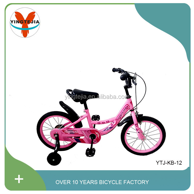 2016 new fashion kid bicycle with wholesale price and good quality parts popular in Africa