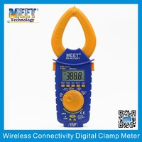 MS-W376DFT Wireless AC/DC Digital Clamp Meter With Bluetooth