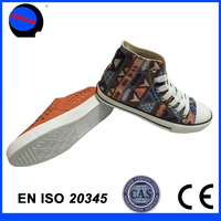 Fancy Manufacturer Price Comfortable Wholesale Latest Canvas Shoes