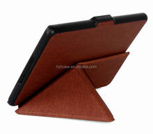 Magnetic Slim Flip Leather Case Leather Cover Pc Tablet Pu Flip Leather Case For Kindle K8 558