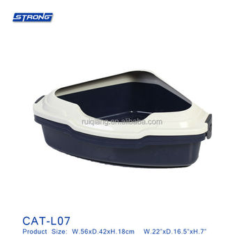 CAT-L07 (Triangle Tray with Basket)