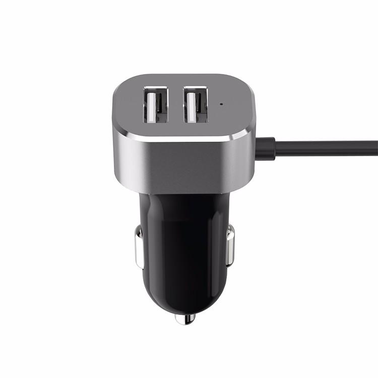 qc 3.0 4 port usb car charger