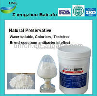 Natural food preservatives in noodles