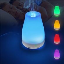 essentail oil ultrasonic aroma diffuser 120ml electronic measuring system