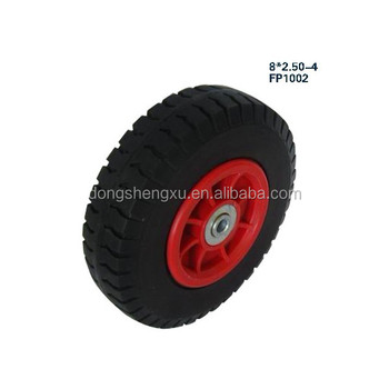 MADE IN CHINA RUBBER WHEEL FOR WHEELBARROW
