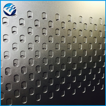 Best price 3mm hole galvanized sus 304 perforated metal screen mesh