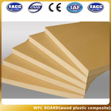 Eco-friendly WPC foam board construction use insulated concrete forms