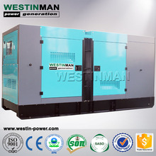 Deutz 15kva 12kw 17kva 13kw 50Hz 400V 1500rpm Silent Type Diesel Generator with Fuel Tank