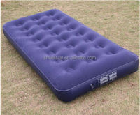 Comfortable furniture inflatable air bed mattress 24 coil(coin)