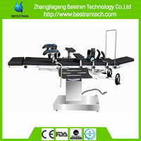 CE surgical bed, surgical table, manual operation theatre design