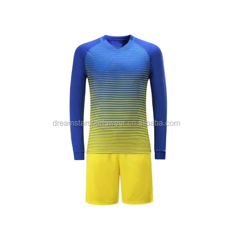 Hot Selling Plain National Team Jersey Football Soccer Uniform