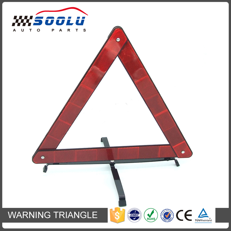 Reflector Emergency Warning Road Triangle Safety Kit