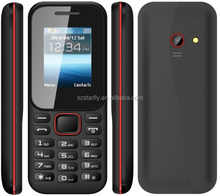 H-Mobile B310E Senior cell phone Quad Band 1.77 inch Screen Bluetooth FM Radio GSM China feature phone with metal