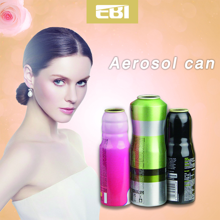 Wholesale luxury new design water aerosol can