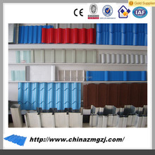 low price metal building materials corrugated steel roofing sheet with color coated made in China