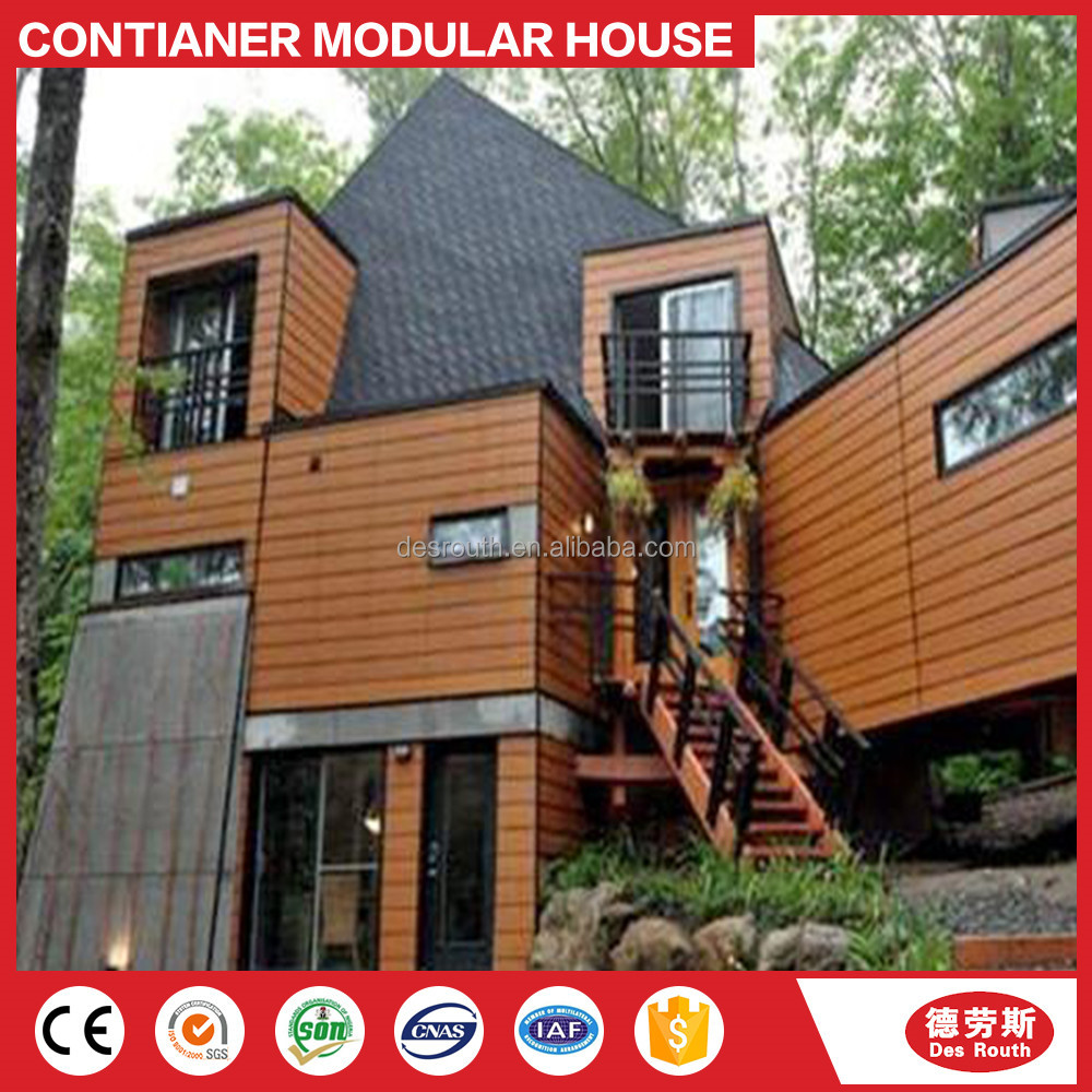 Modern Cheap Prefab Container Luxury Modular Living Steel Homes