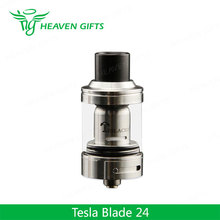 2017 New Vape 3ml Tesla Blade 24 Atomizer With single coil