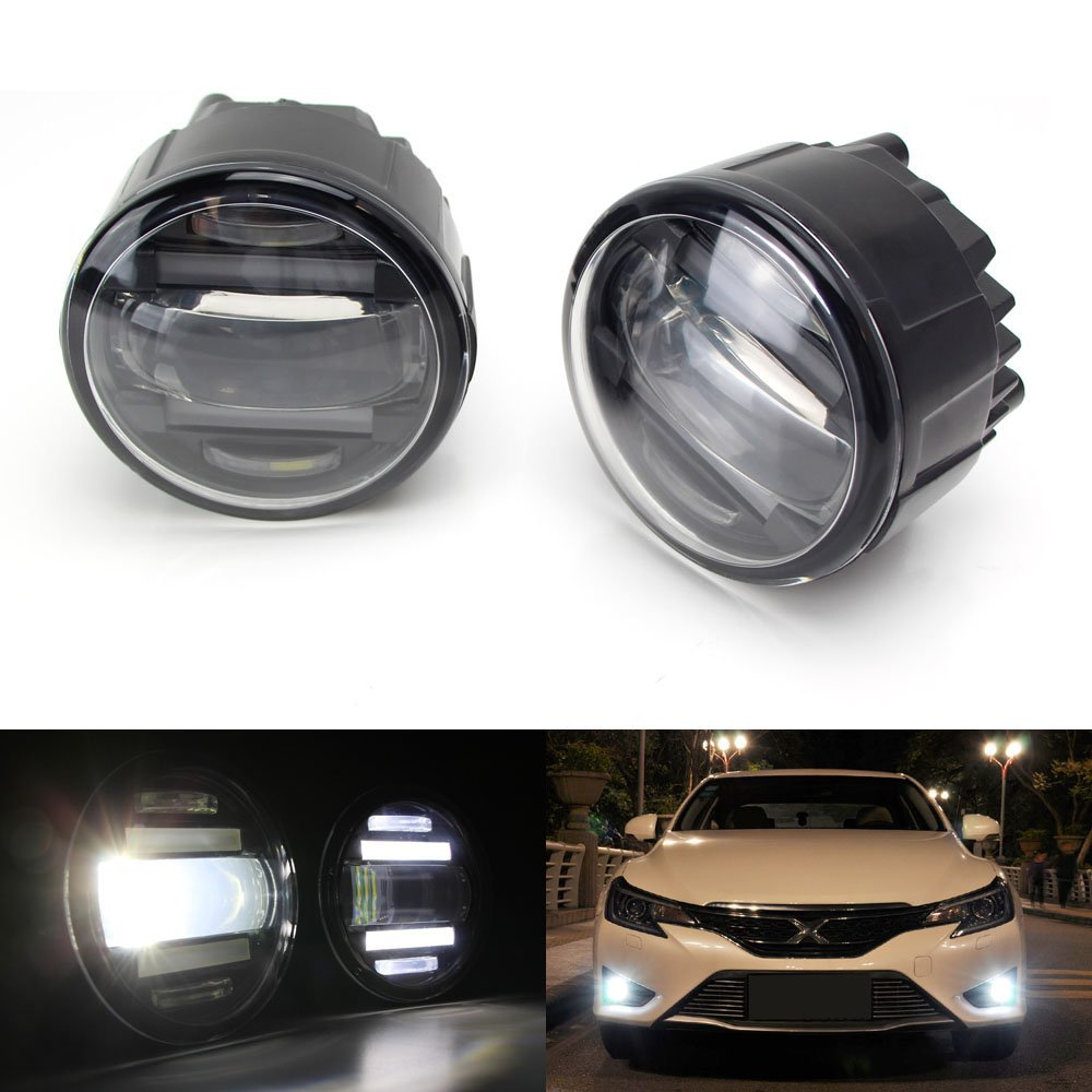 auto parts and accessories alphard fog lamp for toyota lights
