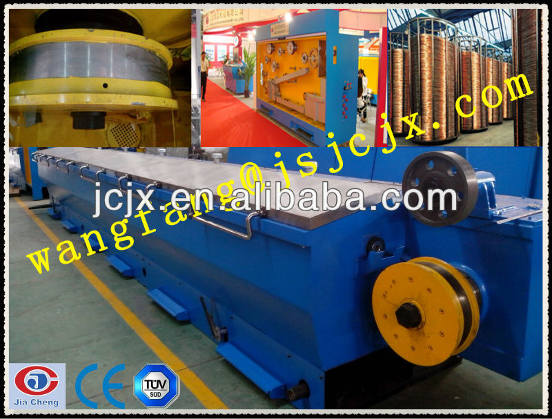 Cable Making Equipment Copper Wire Making Machine For Cable Making