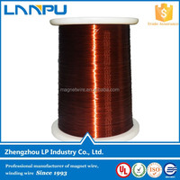 IEC Standards Polyesterimide Enameled Covered 0.05 Copper Winding Wire