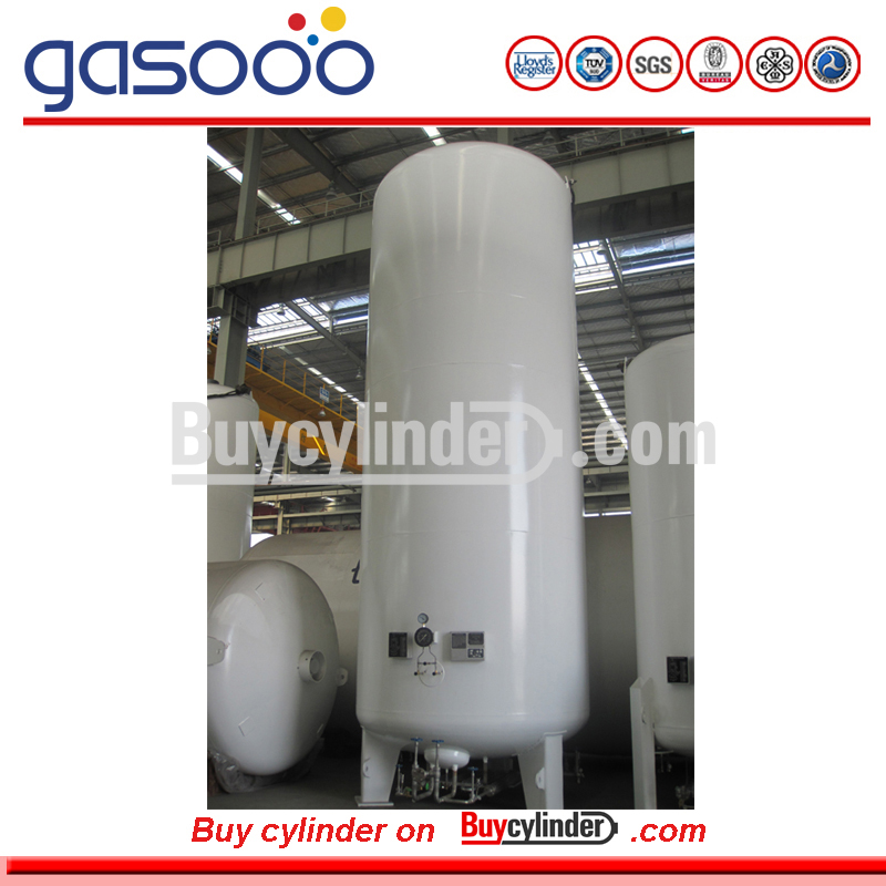 Liquid oxygen Nitrogen Argon LNG gas Cryogenic Storage Tank
