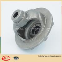 Ductile Cast Iron And Grey Cast