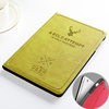 Flip Deer Pattern PU Leather Cover Case Skin for 9.7'' iPad Air 1 Air 2 iPad 5 6 For ipad 2017/2018