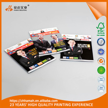 Wholesale OEM book printing service catalog design cheap magazine printing